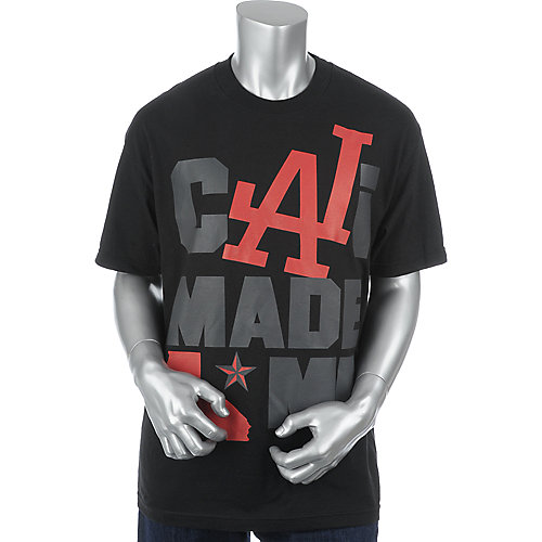 Cali Swagger Cali Made Me Tee mens t-shirt