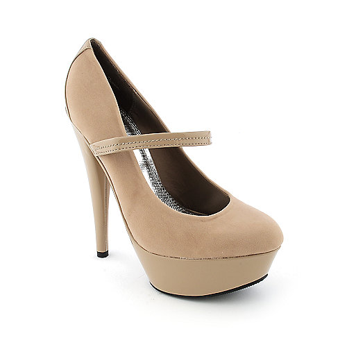 Shiekh Topgun-02 womens dress platform high heel