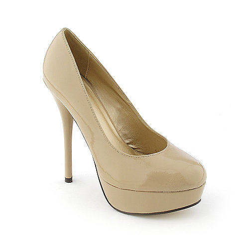 My Delicious Jones-H womens dress platform high heel