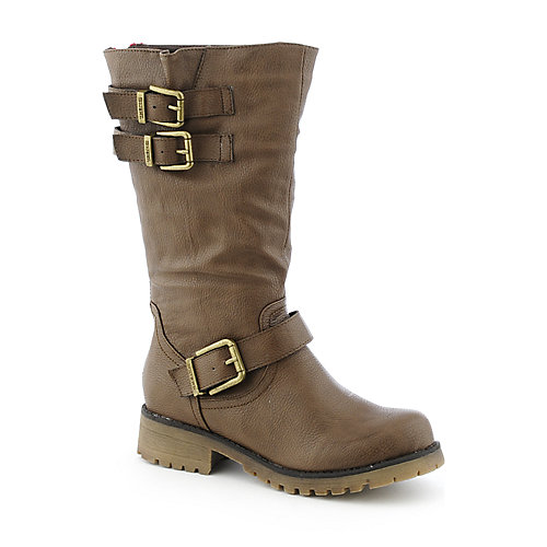 Shiekh 1077-5SH womens mid-calf boot