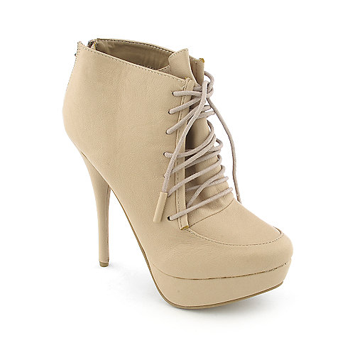 Shiekh 9002-12SH womens platform high heel ankle boot