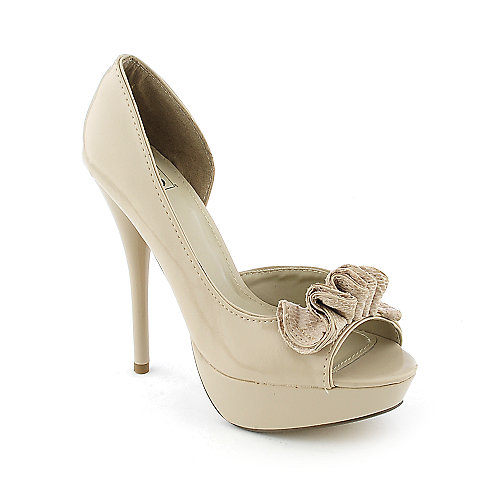 Speed Limit 98 Kiosk-S womens platform high heel pump