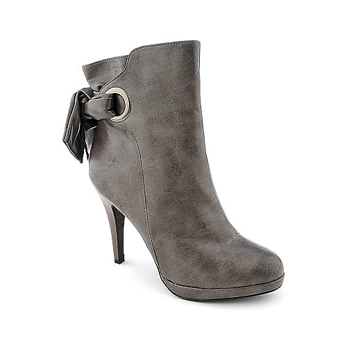 Anne Michelle Strut-55 womens high heel platform ankle boot