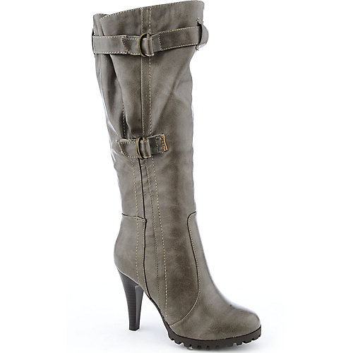 Bamboo Humble-01 womens high heel knee-high boot