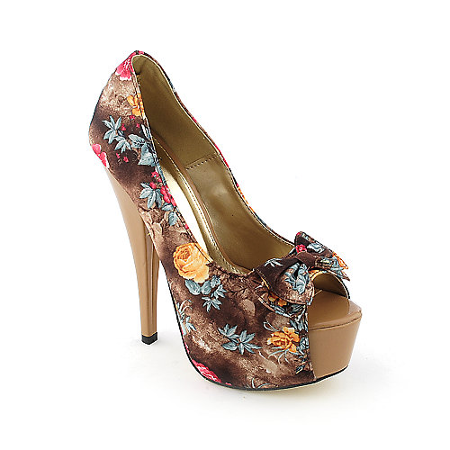 Shiekh Julia-6-S womens dress platform high heel