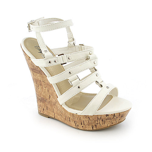 Paprika Lanky-S womens dress platform wedge