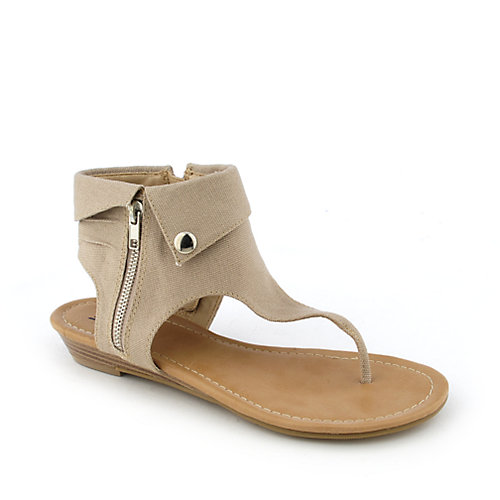 Soda Bang-S womens flat thong sandal