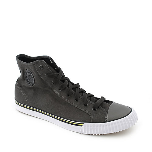PF Flyers Center Hi Reissue mens black athletic lifestyle sneaker