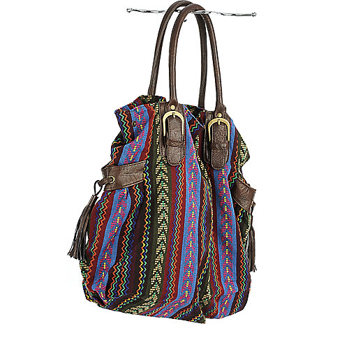 Shiekh Patterned Handbag shoulder bag