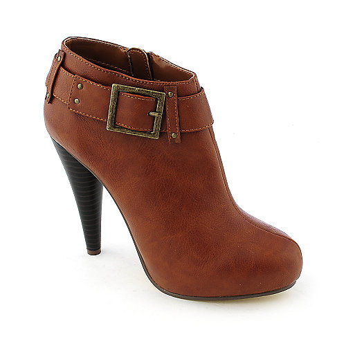 Michael Antonio McMahon womens high heel platform ankle boot