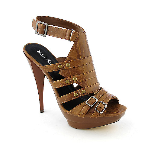 Michael Antonio Teness womens dress platform high heel