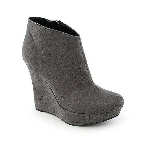 Michael Antonio Cane womens ankle platform wedge boot