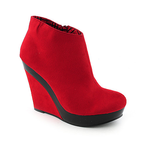 Michael Antonio Studio Gala womens platform wedge ankle boot