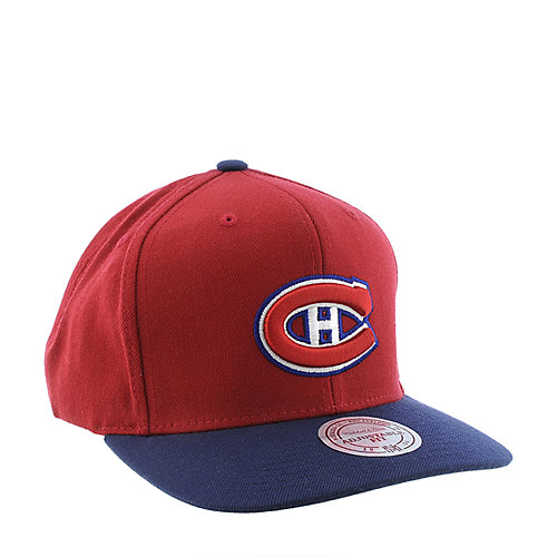 New Era Montreal Canadiens Cap NHL snap back hat