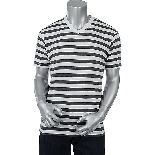 Galaxy by Harvic Striped Tee mens tee