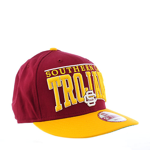 New Era Southern Cal Trojans Cap snap back hat