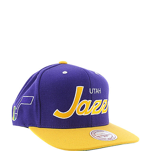 Mitchell and Ness Utah Jazz Cap snapback hat