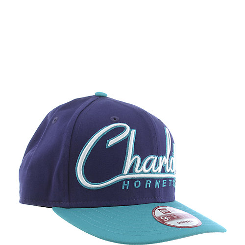 New Era Charlotte Hornets Cap snap back hat