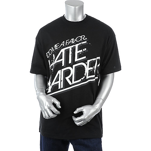 Economix Hate Harder Tee mens tee