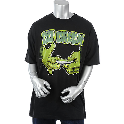 Economix Green Hands Tee mens tee