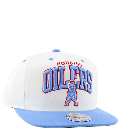 Mitchell & Ness Houston Oilers Cap snapback hat