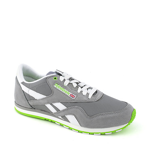 Reebok Classic Nylon Slim womens athletic running sneaker