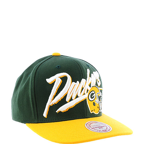 Mitchell & Ness Greenbay Packers Cap snapback hat