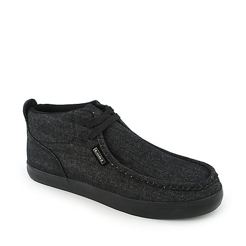 Lugz Strider Denim mens casual shoe