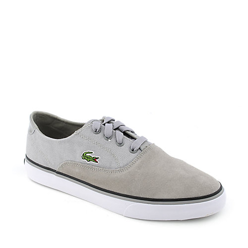 Lacoste Imatra canvas vulcanized sneaker at Shiekh Shoes