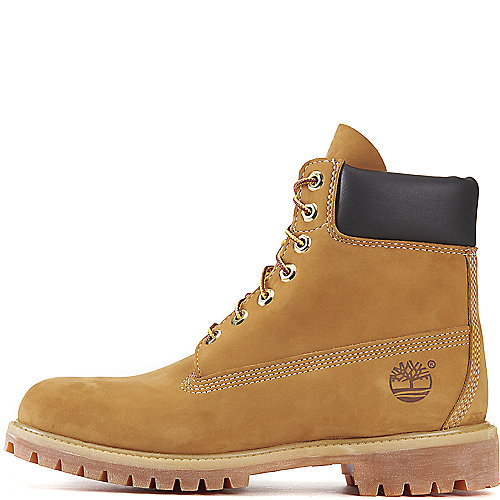 Timberland Mens 6 Inch Premium tan work boot