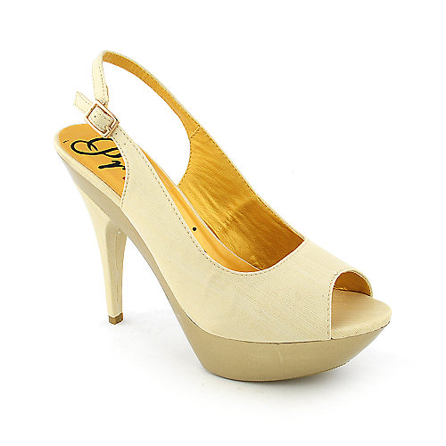 Promise Jackpot high heel slingback at Shiekh Shoes