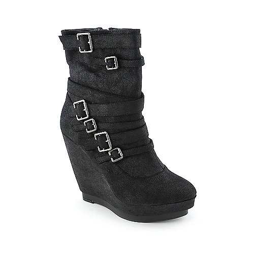 Promise Lakers womens boot