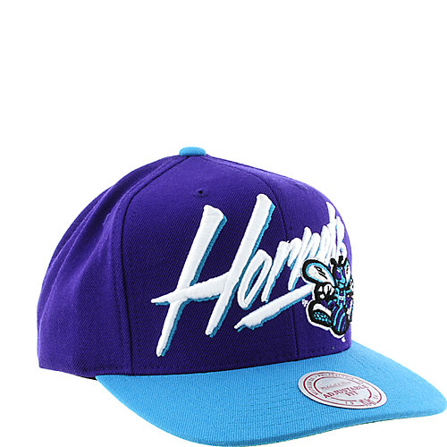 Mitchell & Ness New Orleans Hornets Cap snap back hat