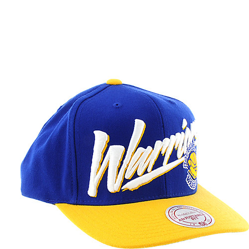 Mitchell & Ness Golden State Warriors Cap snap back hat