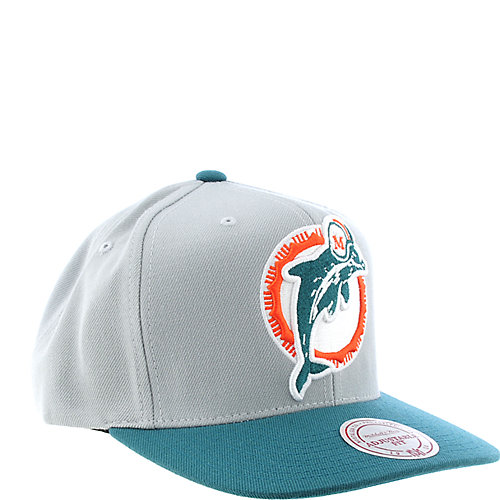 Mitchell & Ness Miami Dolphins Cap snap back hat