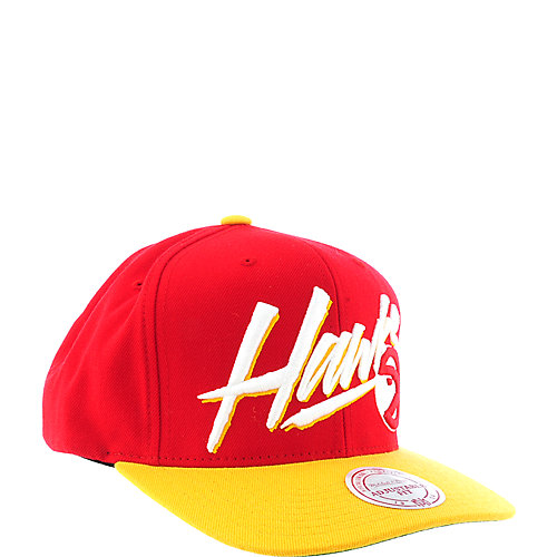 Mitchell & Ness Atlanta Hawks SB Cap snap back hat