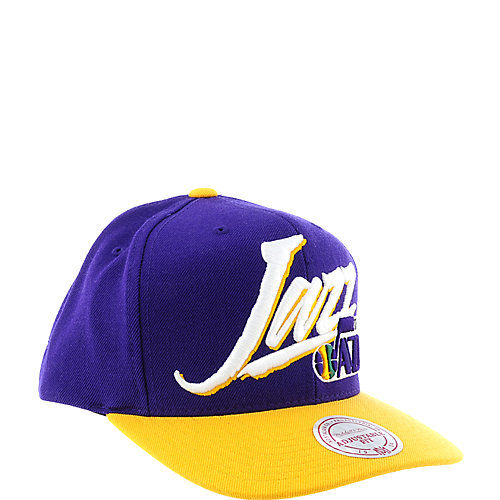 Mitchell & Ness Utah Jazz Cap snap back hat
