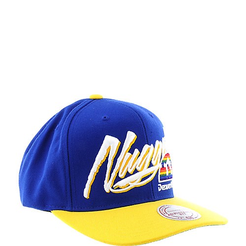 Mitchell & Ness Denver Nuggets Cap snap back hat