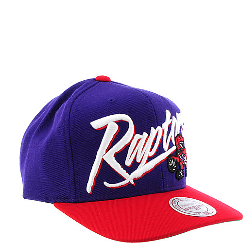 Mitchell & Ness Toronto Raptors Cap snap back hat