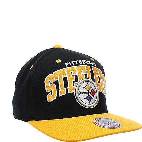 Mitchell & Ness Pittsburgh Steelers Cap snap back hat