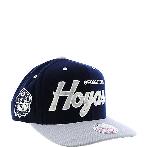 Mitchell & Ness Georgetown Hoyas Cap snap back hat