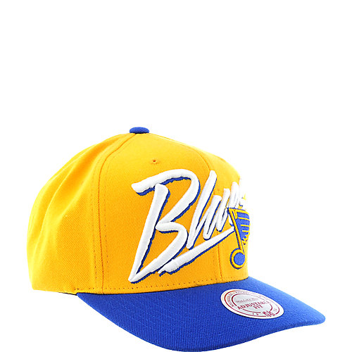 Mitchell & Ness St Louis Blues Cap snap back hat