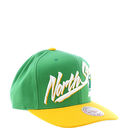 Mitchell & Ness Minnesota North Stars Cap snap back hat