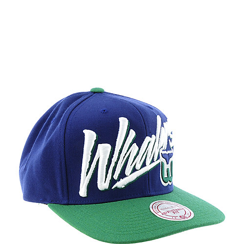 Mitchell & Ness Hartford Whalers Cap snap back hat