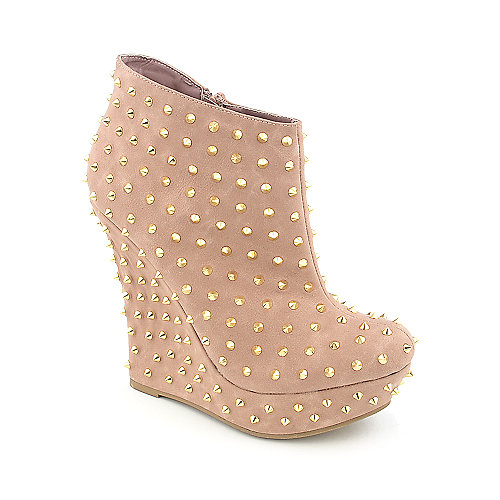 Shiekh 001 womens spiked bootie
