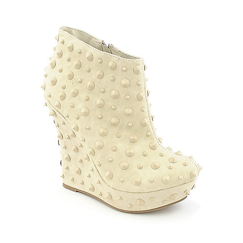 Shiekh 002 womens spiked booties