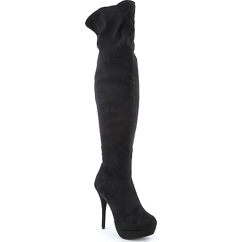 Shiekh Lorane-41A womens thigh-high platform high heel boot