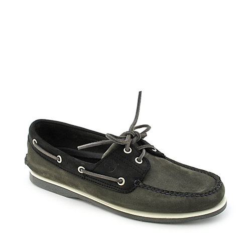 Timberland Classic 2-Eyelet Boat Shoe mens casual lace-up boat shoe
