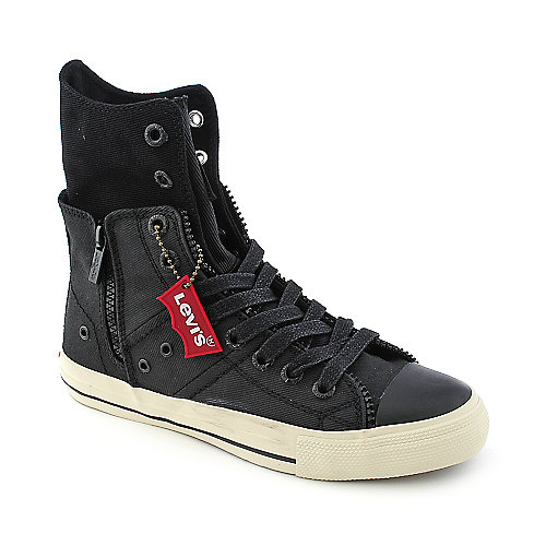 Levis Zip Ex Hi CT Twill womens casual lace-up sneaker