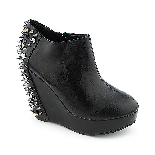 Privileged Heartbreaks womens platform wedge ankle boot